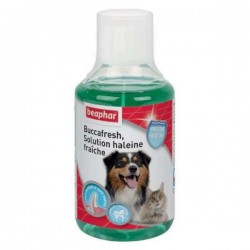 Solution Haleine fraiche Buccafresh pour chien