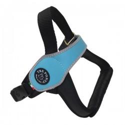 Harnais rapide Confort Fluo pour chien