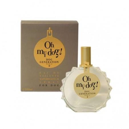 Parfum Oh my dog ! pour chien