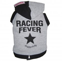 Sweat Racing Fever pour chien
