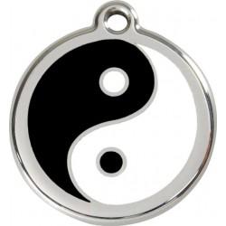 Médaille Yin Yang pour chien