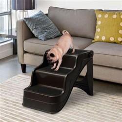 Escalier pliable pour chien