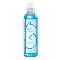 Shampooing Lady White Ladybel pour chien
