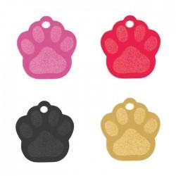 Médaille Papatte pour chien et chat