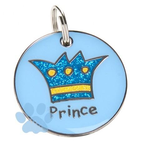 Médaille Prince pour chien