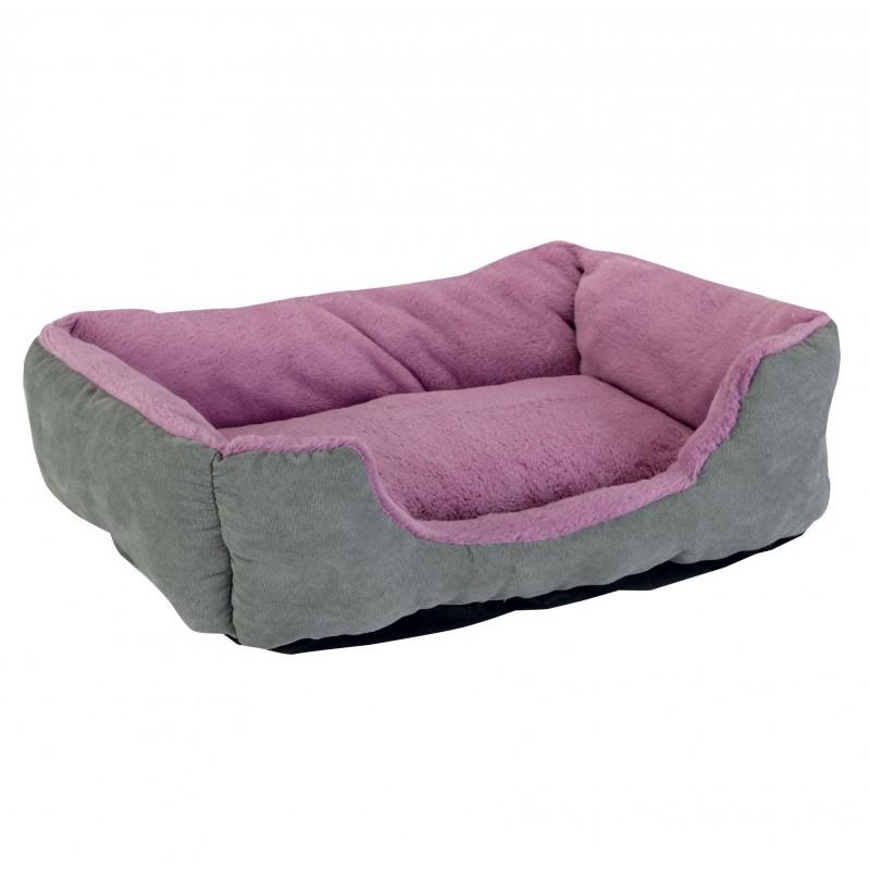 Sofa mauve pour chat