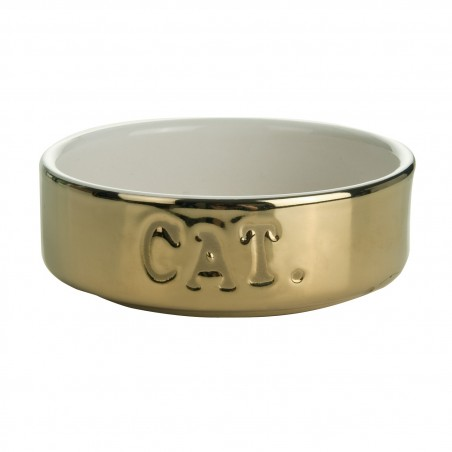 Gamelle Or CAT pour chat