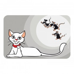 Set de table pour chat