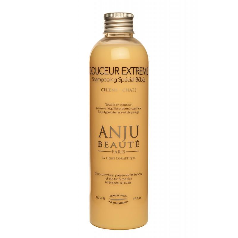 Shampooing Douceur Extrême Anju pour chiot
