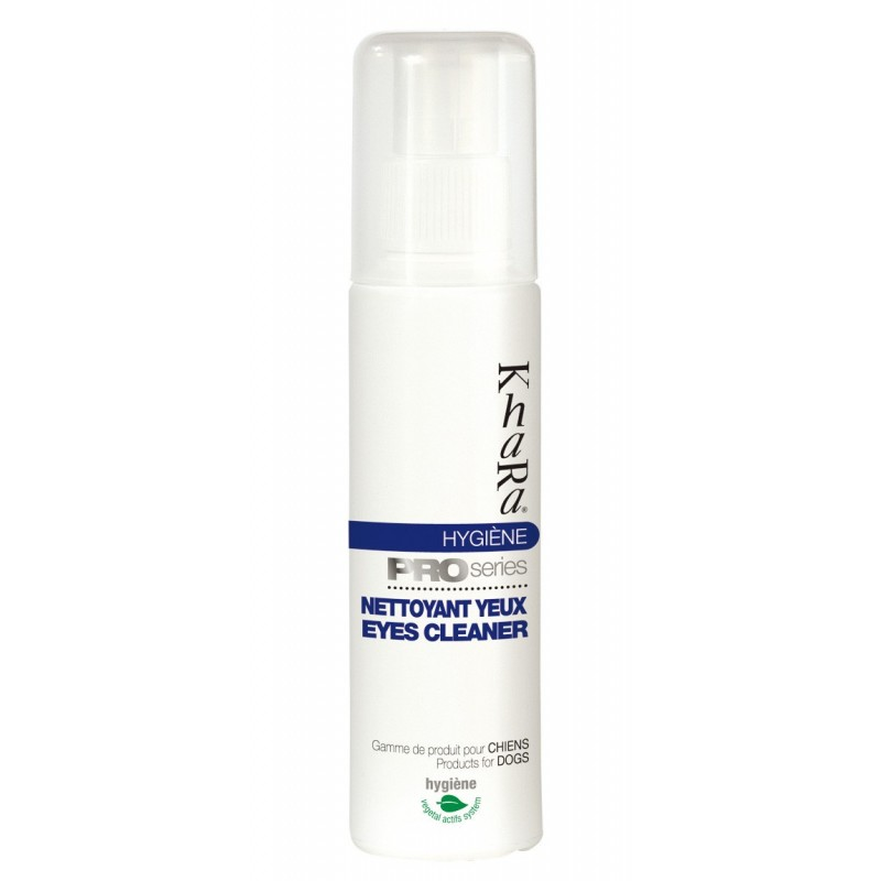Spray Nettoyant yeux Khara pour chien