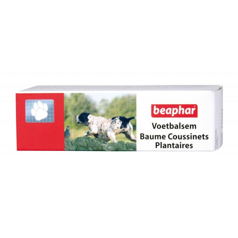 Baume coussinets plantaires Beaphar pour chien