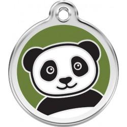 Médaille Panda pour chien