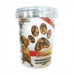 Seau friandises mini Os pour chien