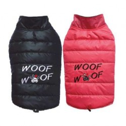 Doudoune matelassée Woof pour chien