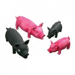 Jouet Cochon couineur latex pour chien