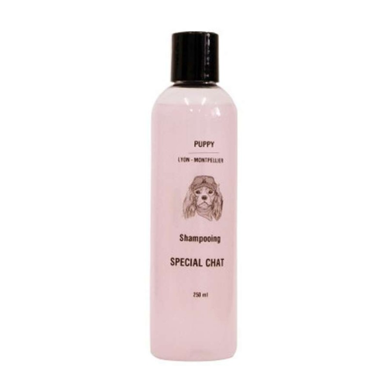 Shampooing Puppy Spécial chat