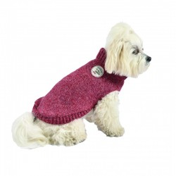 Pull rouge Today pour chien