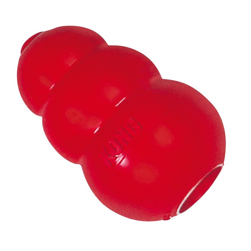 Jouet Kong rouge l'original pour chien